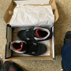Jordan Shoes - Jordan bread 4s